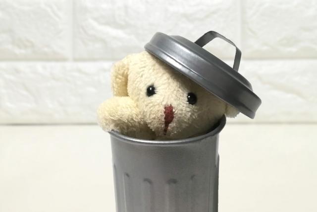 自宅のゴミ箱に捨てられた物から浮気を調べる方法|自分で浮気調査