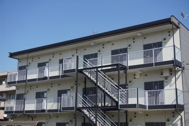 同じアパートに住む住人から被害に【ストーカー体験談】
